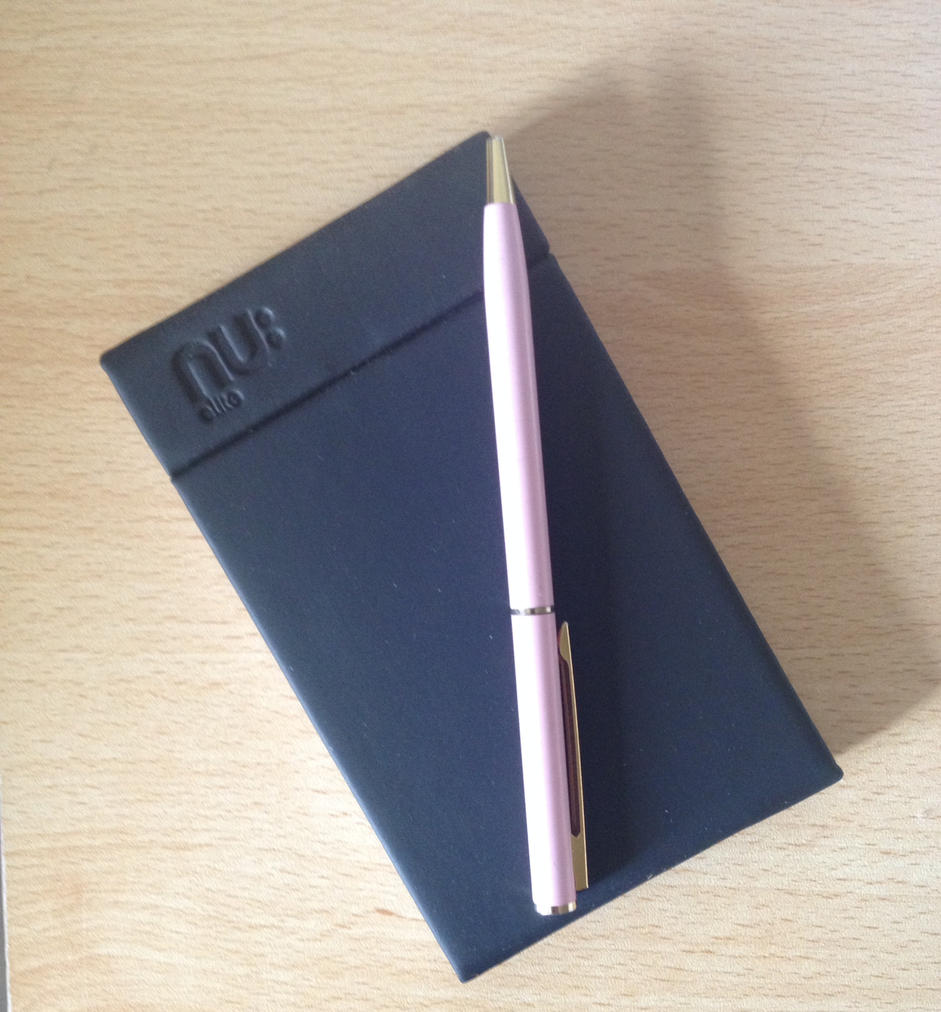 Notebook+Pen