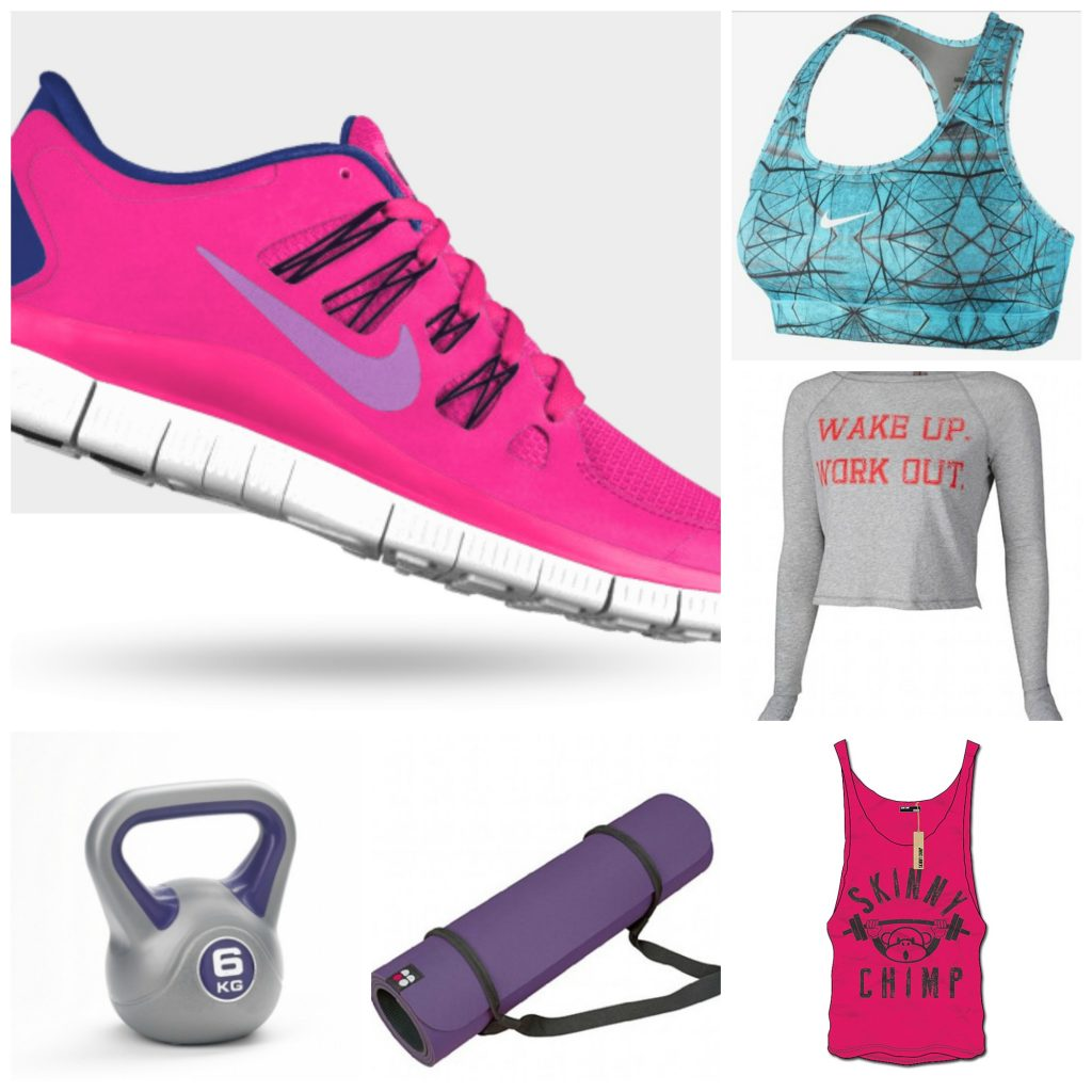 My Fitness Wishlist.