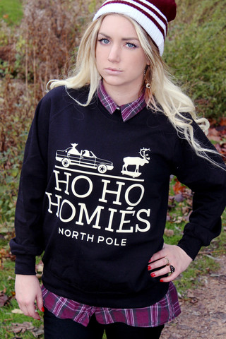 Top 5 Christmas Jumpers 2013