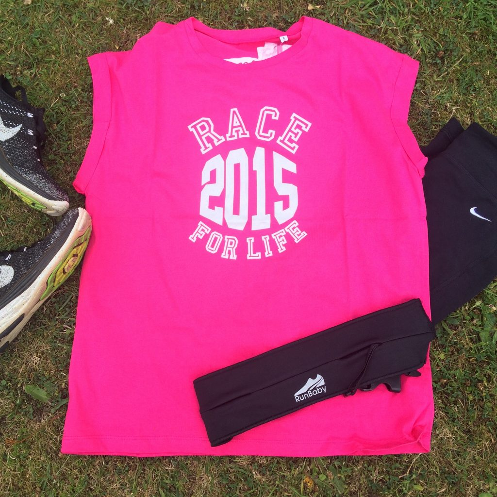 Race For Life 10k Review
