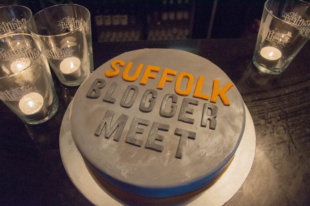 Suffolk Blogger Meet