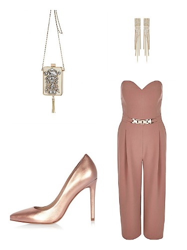 River Island New Years Eve Outfit