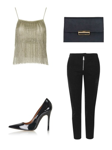 Topshop New Years Eve Outfit