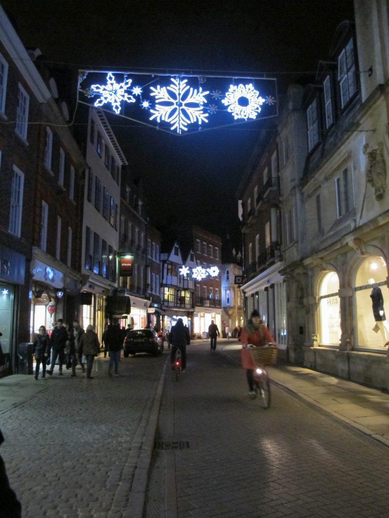 Trinity Street Christmas Fair