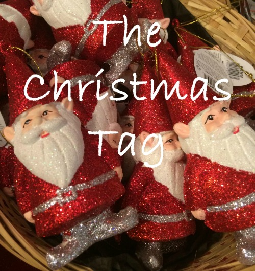 The Christmas Tag edit