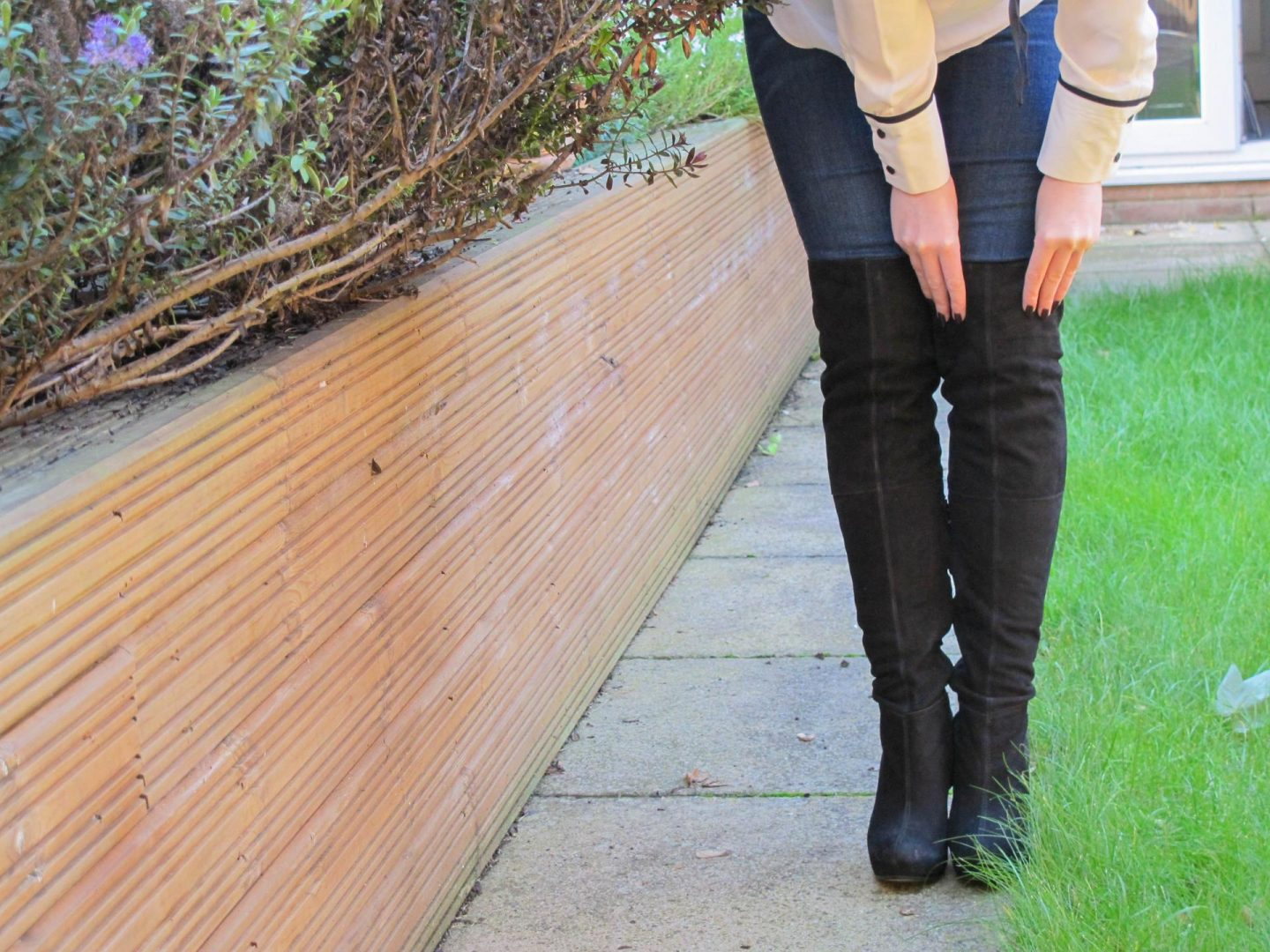 How To Style Over Knee Boots