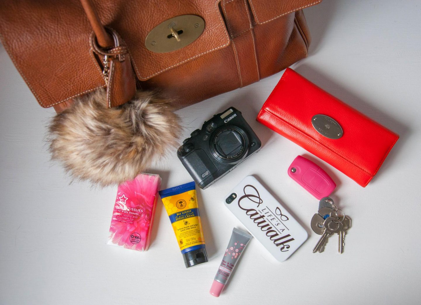 Autumn Handbag Essentials
