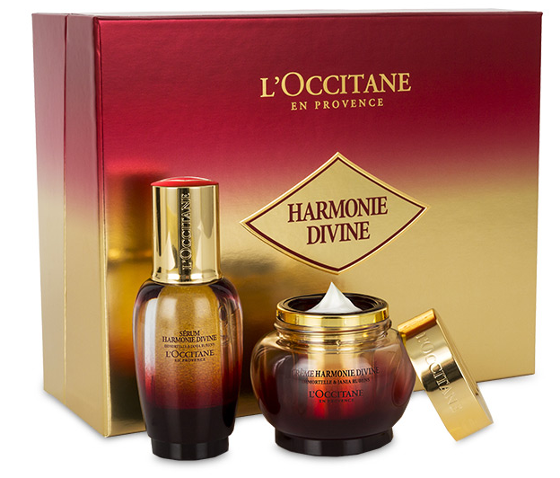 Christmas Gifts From L'Occitane