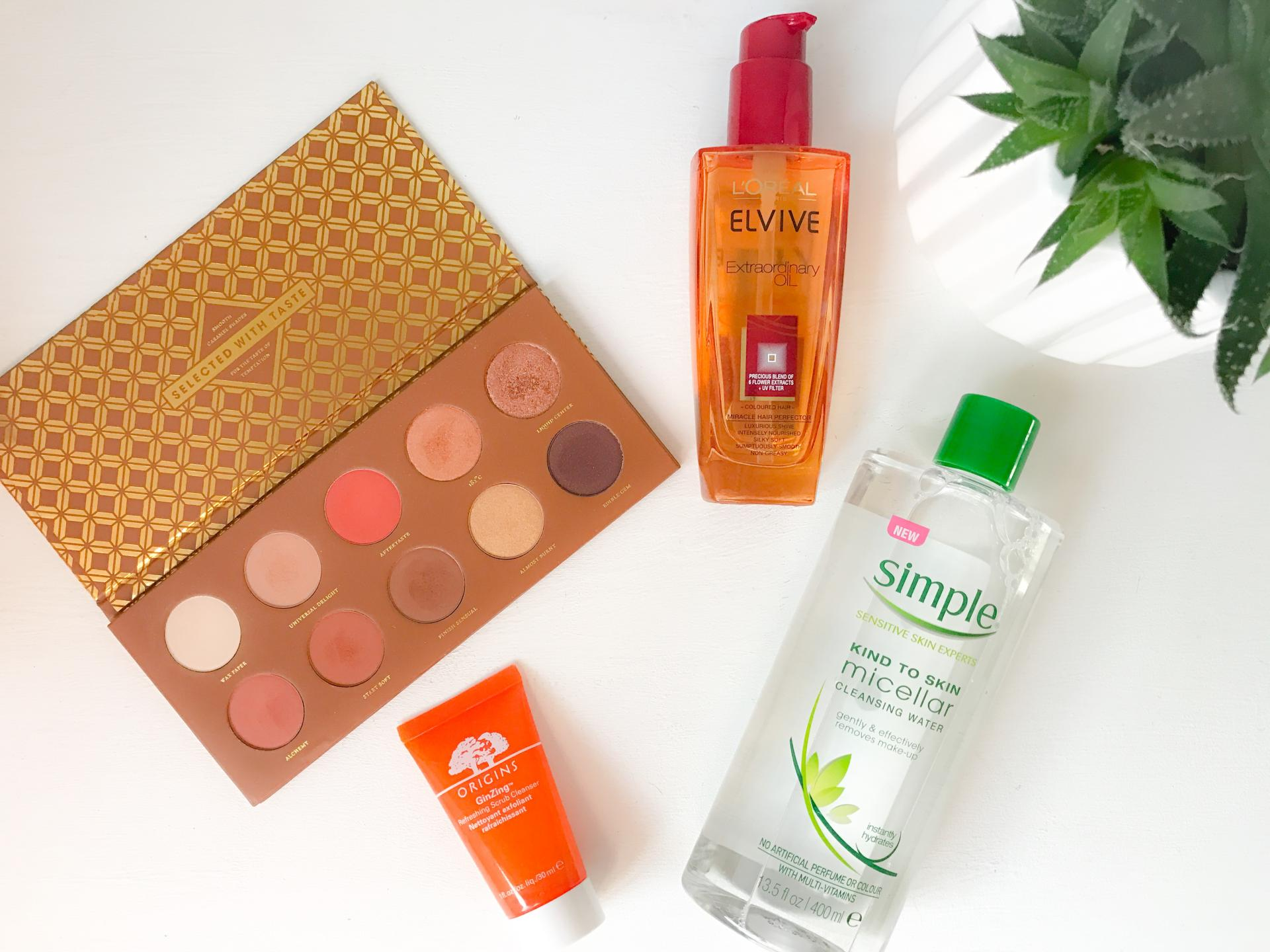 nov faves