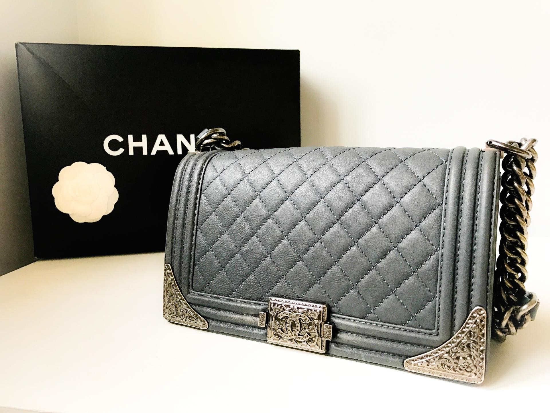 Chanel Boy Bag Paris Dallas Collection