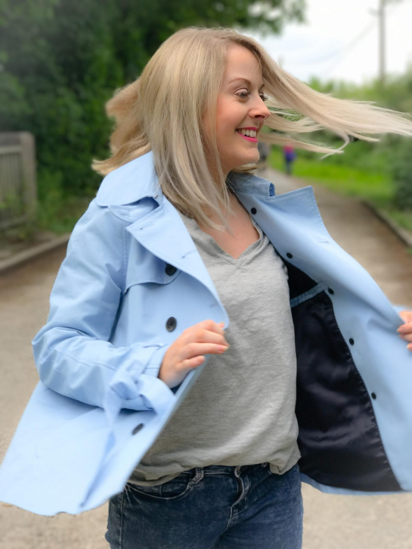 Styling The Trench Coat For Spring With Jack Wills