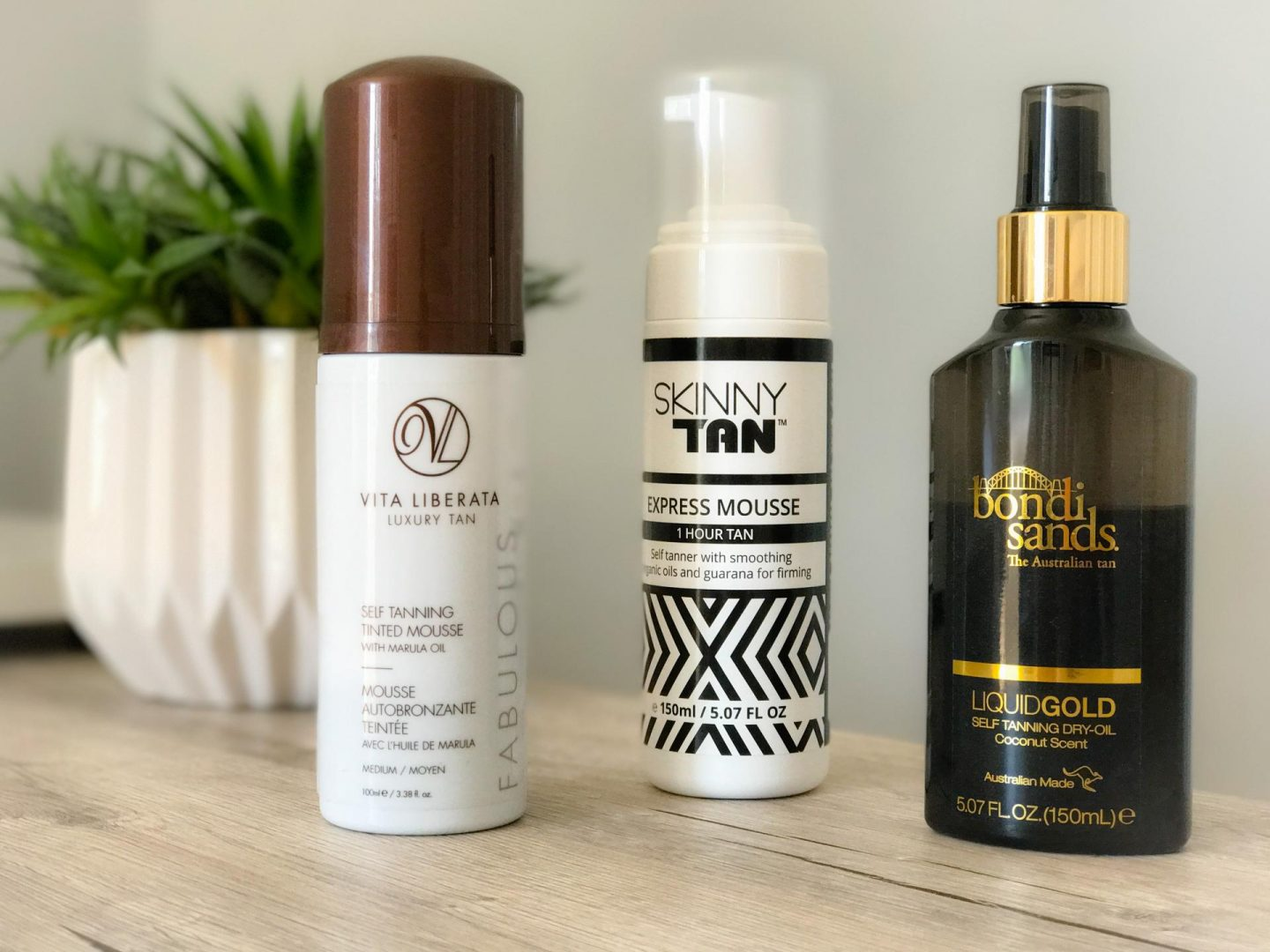 The Best Fake Tans For Pale Skin