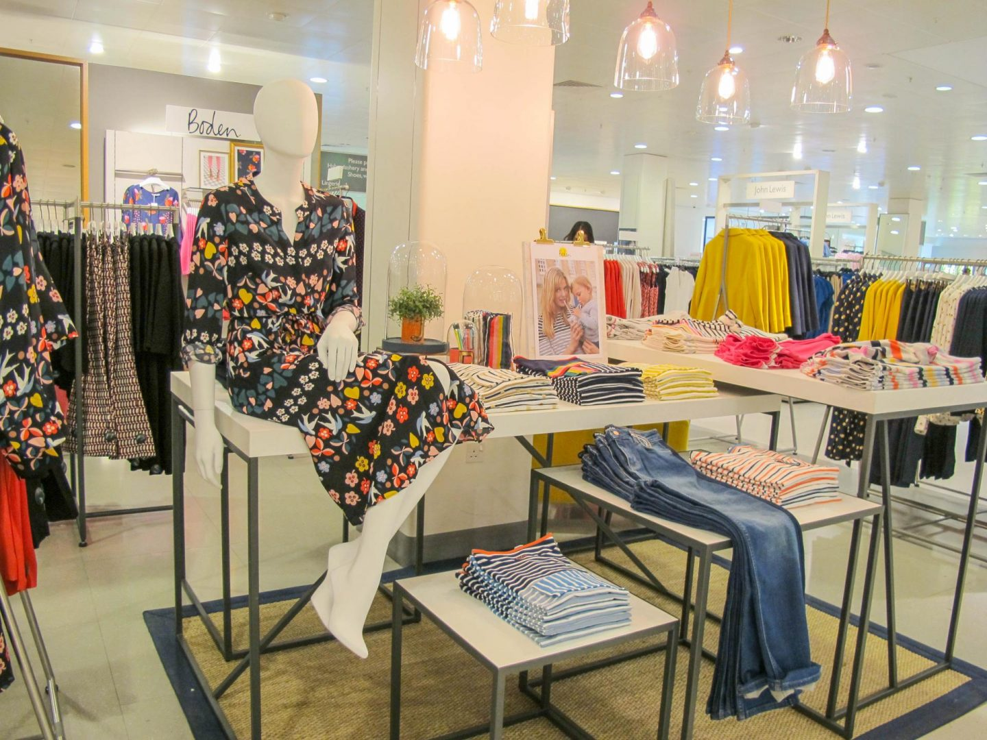 Boden Launches At John Lewis