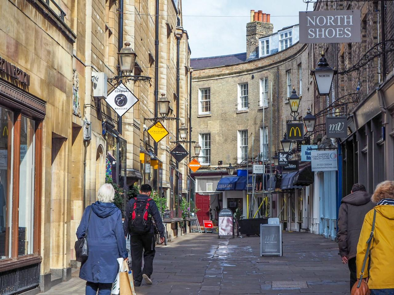 Why Cambridge Should Be Your Next Shopping Destination