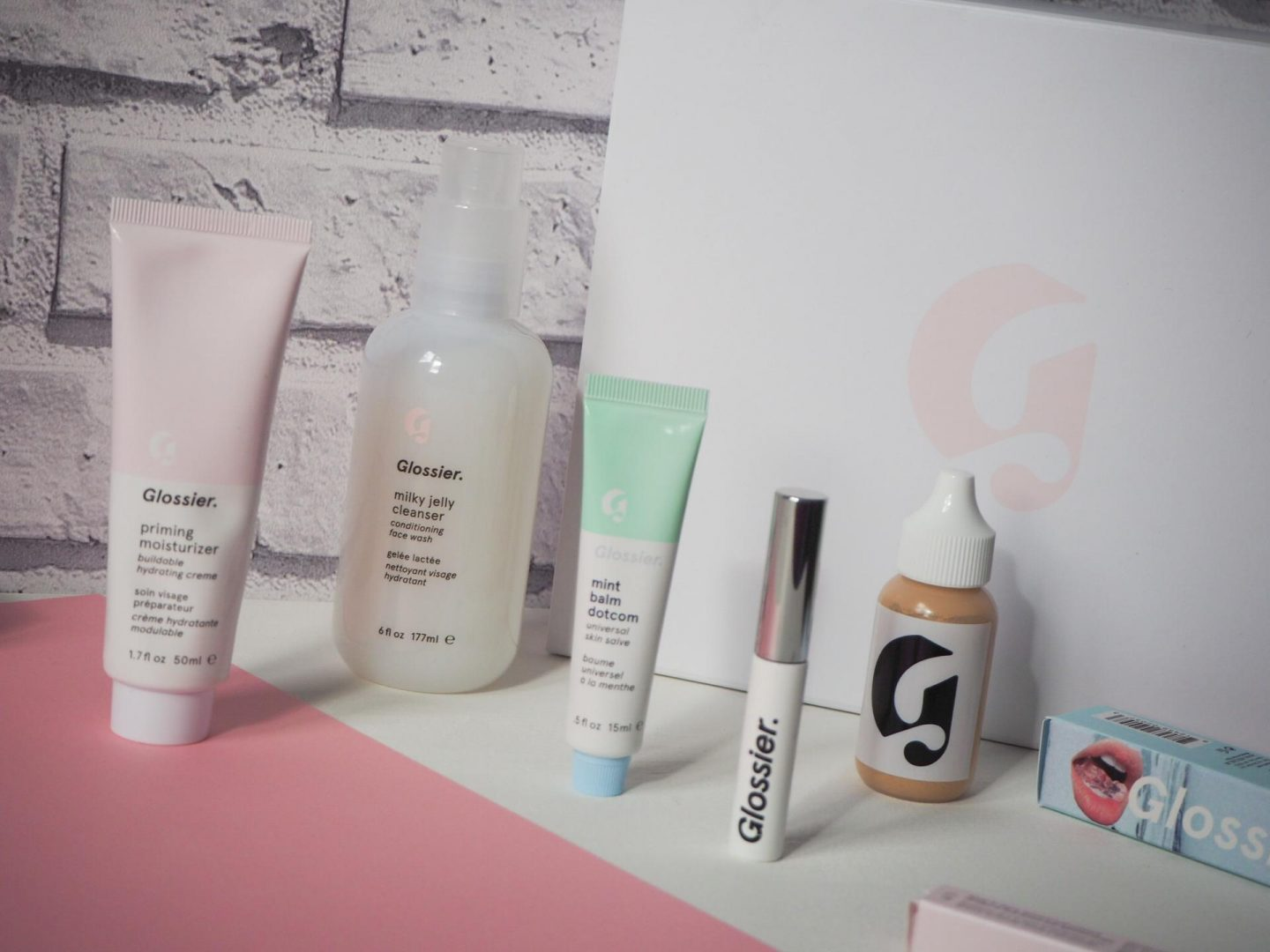 Putting Glossier To The Test