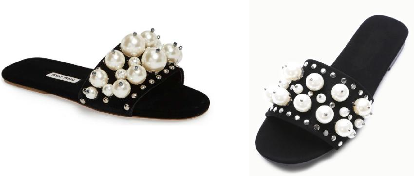 SheIn Designer Shoe Dupes